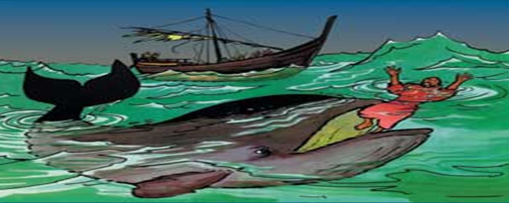 Jonas no ventre da baleia