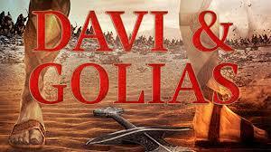 Davi e o gigante Golias