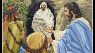Lázaro ressuscitado