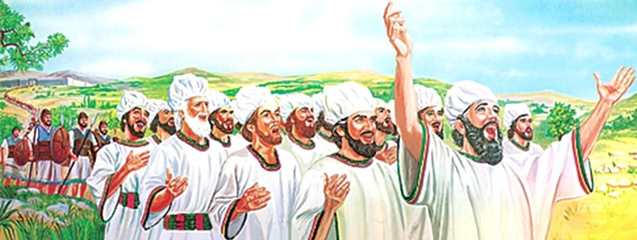 Vencendo como Josafá