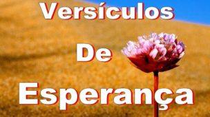 Versículos de Esperança