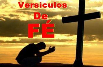 versículo de fé