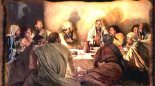 Páscoa, a última Ceia